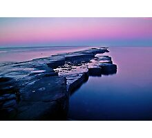 Kimmeridge dawn Photographic Print