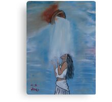 """""""Outpouring""""  by Carter L. Shepard Canvas Print"""