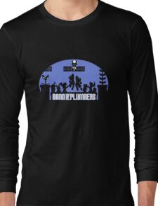 Band of Plumbers Long Sleeve T-Shirt