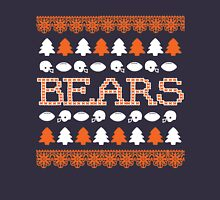Chicago Bears Ugly Christmas Costume. Unisex T-Shirt