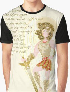 Archangel Michael Graphic T-Shirt