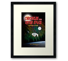 Chronicles from Outer Space: Part Two - War Time Framed Print