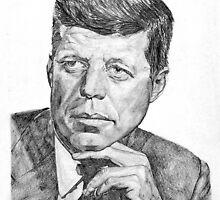 JFK by Monifa