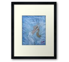 """Rejoicing""  by Carter L. Shepard Framed Print"