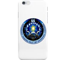 Expedtion 44 Mission Patch iPhone Case/Skin