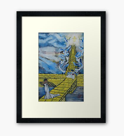 """Return To Me""  by Carter L. Shepard Framed Print"