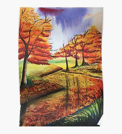 Beloved Autumn Poster
