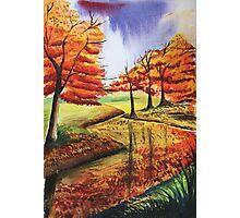 Beloved Autumn Photographic Print