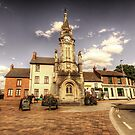 Tiverton Clock Tower by Rob Hawkins