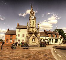 Tiverton Clock Tower by Rob Hawkins