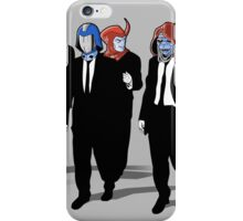 RESERVOIR FOES iPhone Case/Skin
