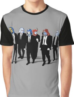RESERVOIR FOES Graphic T-Shirt
