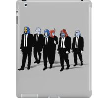 RESERVOIR FOES iPad Case/Skin