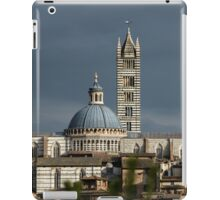 Majestic cathedral in center of Siena, Tuiscany, Italy iPad Case/Skin