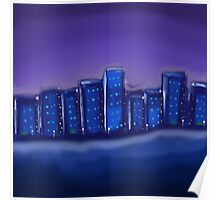 Midnight City Poster