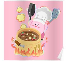 Cook Kirby Poster