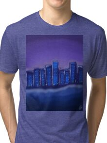 Midnight City Tri-blend T-Shirt