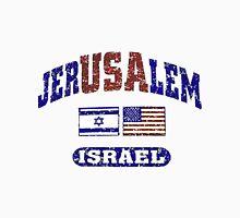 JerUSAlem: Israel Supports Israel T-Shirt