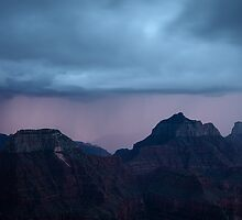 Grand Canyon Illumination by William C. Gladish
