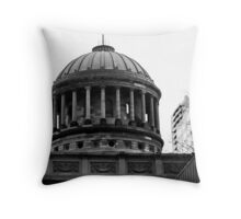 Supreme Court Dome Throw Pillow