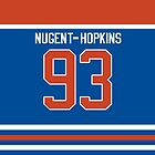 Oilers Ryan Nugent-Hopkins Jersey by jdsmdlo