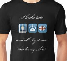 Moriarty's misery Unisex T-Shirt
