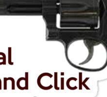 Point and click Sticker