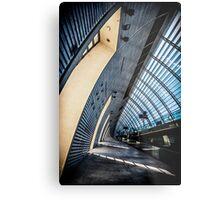 Avignon TGV Station Metal Print
