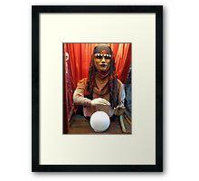 Fortune Teller Framed Print