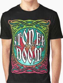 STONER DOOM (style of music) Graphic T-Shirt