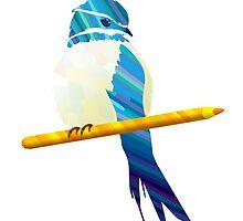 Swift pencil by JayZ99