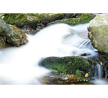 Irish Foaming Waters Photographic Print