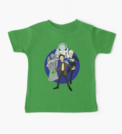 11th Doctor Baby Tee