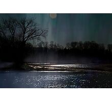 Moonlit Whispers Photographic Print