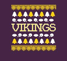 Minnesota Vikings Ugly Christmas Costume. Unisex T-Shirt