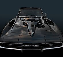65 BB Corvette by WildBillPho