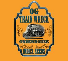 Weed trainwreck gifts Unisex T-Shirt