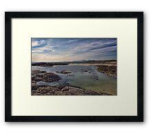 Sanna Bay, Ardnamurchan Framed Print