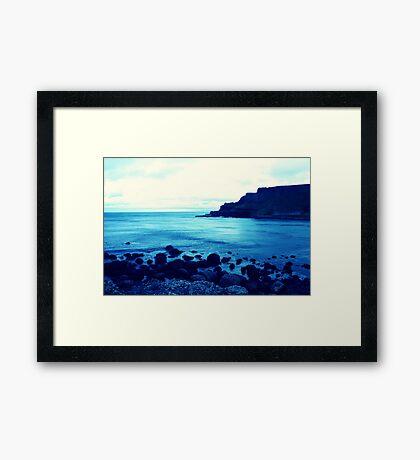 Giants Causeway, Ireland Framed Print