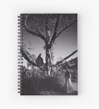 Death Watches Spiral Notebook