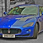 Maserati GranTurismo by larry flewers