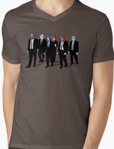 RESERVOIR FOES Mens V-Neck T-Shirt