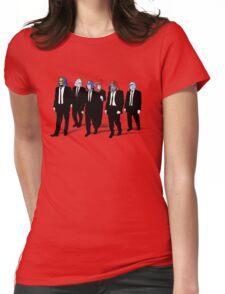 RESERVOIR FOES Womens Fitted T-Shirt