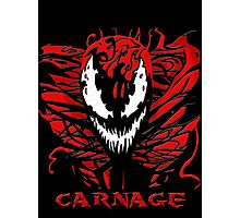 Carnage Photographic Print