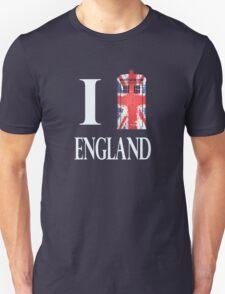 I Who? England! T-Shirt