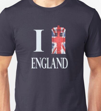 I Who? England! Unisex T-Shirt