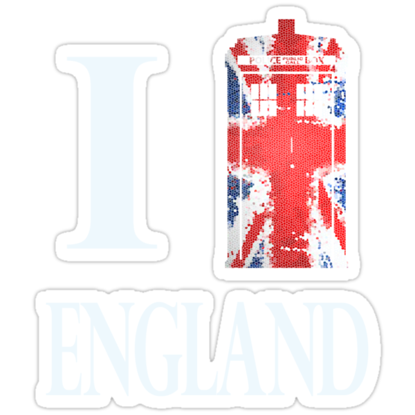 I Who? England! by gizmoduck
