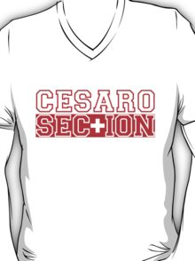 Cesaro Section (Red 1) T-Shirt