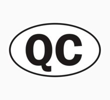 QC - Oval Identity Sign by Ovals
