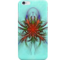 Blue Water Shimmer iPhone Case/Skin